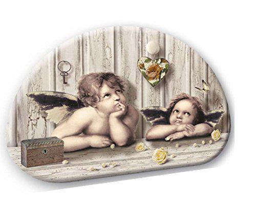 Bomboniera quadretto collezione cupido memory ROMANTIC KISS 8x12 cm